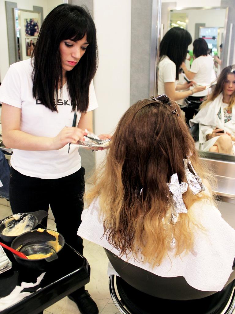 кичури дълга кос