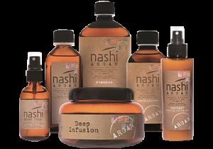 Промоция на терапия с продуктите на Nashi